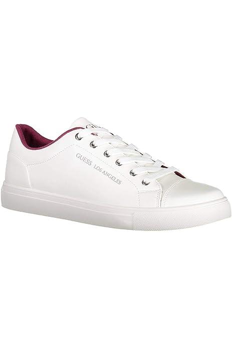 Guess 40Amazon itScarpe E Borse Sneaker Luiss Uomo Bianco XOZkiPuT