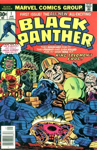 Black Panther #1 (January 1977)