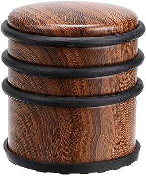 Door Stop Stopper Heavy Duty Weight Stainless Steel Bumper Rubber Buffer Ring