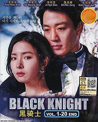 Amazon com: Black Knight (K-Drama w  English Sub, All Region DVD, 5
