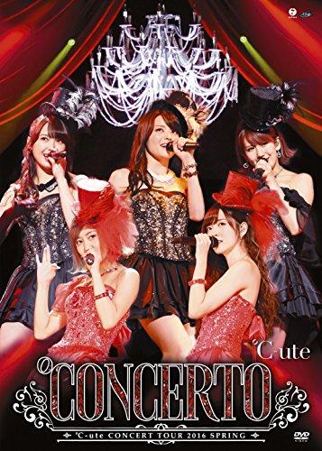 ℃-ute / コンサートツアー2016春~℃ONCERTO~の商品画像