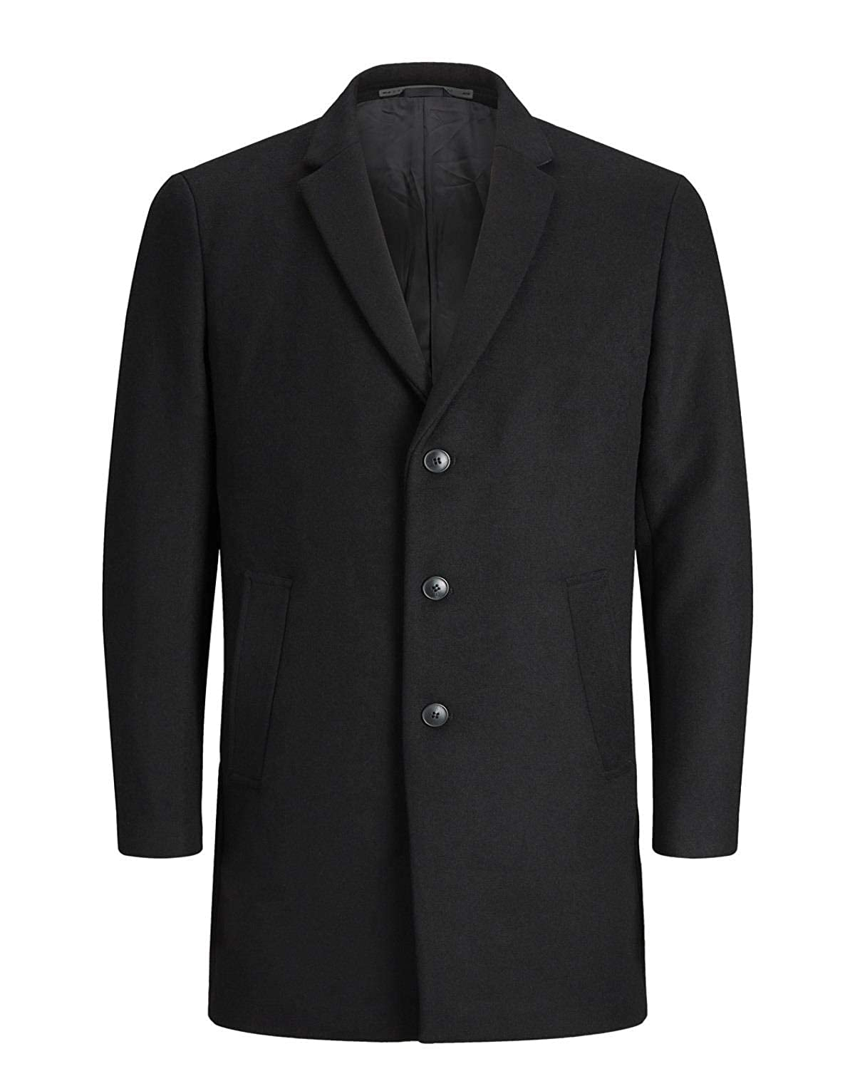 Jack & Jones Men's Jprmorten Wool Coat STS JACK & JONES PREMIUM 12136816