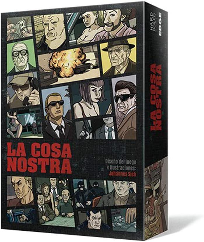 Edge Entertainment-La Cosa Nostra (Edge Entertaiment EEHBCN01)