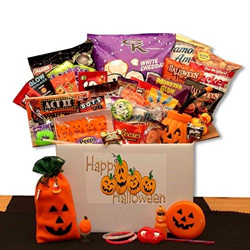 The Halloween Sampler of Chocolates & Candy Halloween Box By GBA