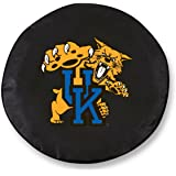 Kentucky Wildcats Tire Cover with Mascot