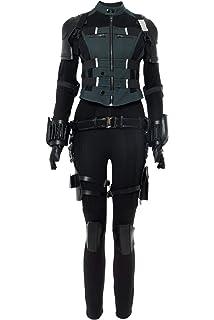 Amazon.com: Disfraz de viuda negra para mujer, disfraz ...