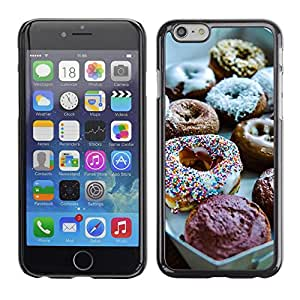 Soft Silicone Rubber Case Hard Cover Protective Accessory Compatible with Apple iPhone? 6 (4.7 Inch) - sweet chef food baking