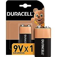 Duracell Alkalin 9V Piller, Tekli paket
