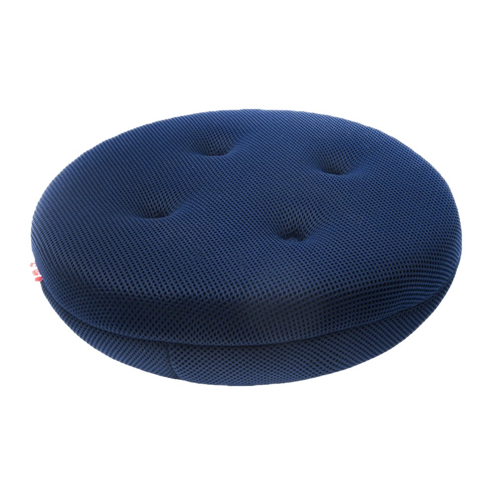 baibu Super Breathable Round Bar Stool Cover Seat Cushion Beige 12