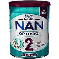 NAN Fórmula Infantil 2 Optipro, 800Gr