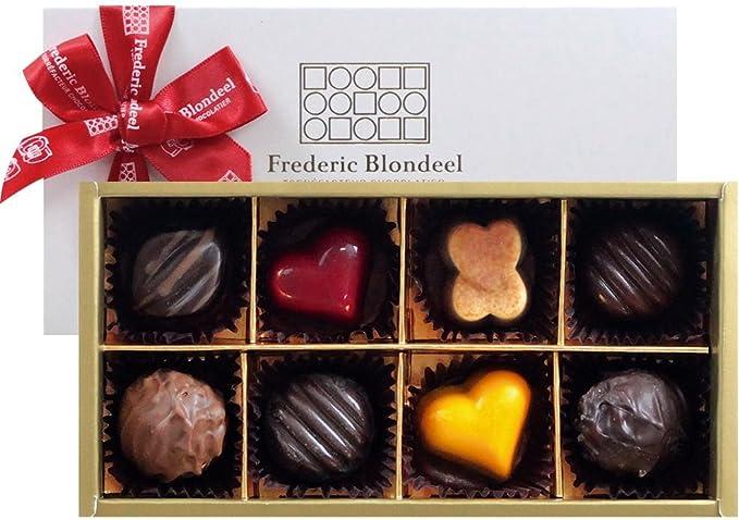 """ディール フレデリック ブロン フレデリック・ブロンディールのバレンタイン、インド&エクアドル産""""焙煎""""カカオのチョコレートなど"""