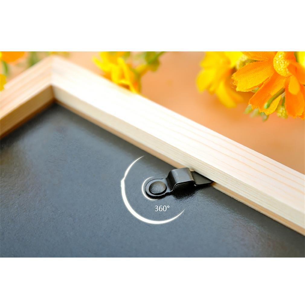 WillST 11 Multi Aperture Photo Frame Wooden Set Modern Simplicity Style Creative Photo Wall , d by Unknown (Image #5)
