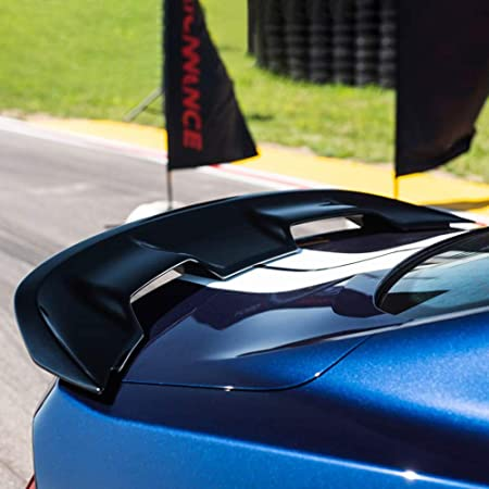 DR Dawn Enterprises MUS15-PED Factory Style Pedestal Spoiler Compatible with Ford Mustang Avalanche