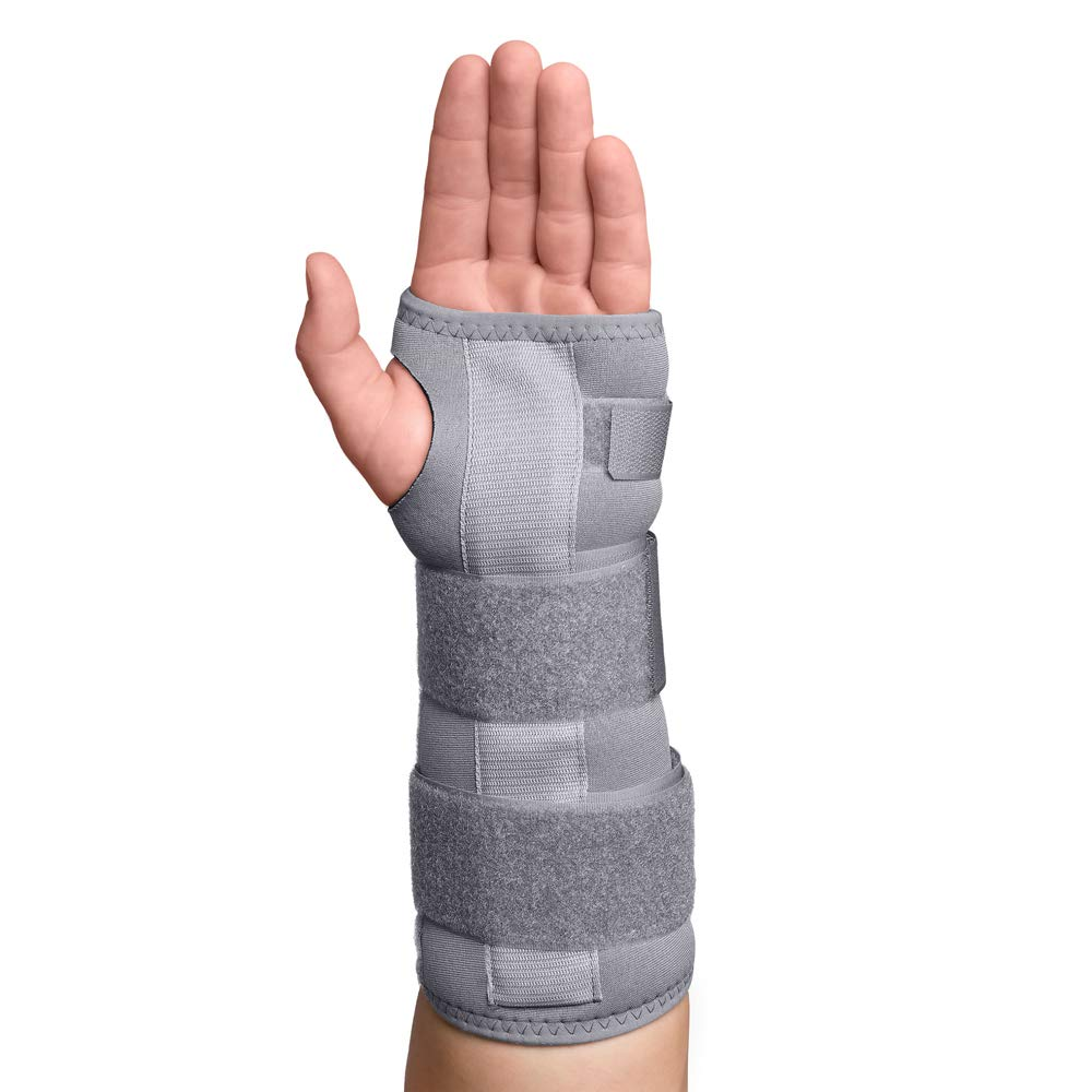 Swede-O Thermal Vent Wrist/Forearm Splint, Right - Small by Swede-O