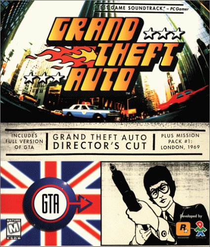 Grand Theft Auto: Director's Cut - PC