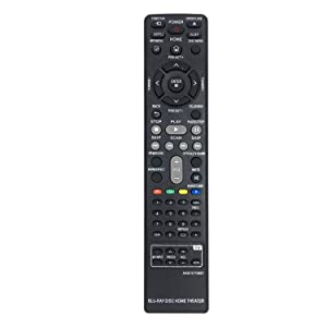 MYHGRC New Replacement LG AKB73775801 Remote Control for Blue-Ray, No Programming Or Pairing Needed Remote Control Fit for BH4030S BH4430P BH5140S BH5440P BH5540T BH6330H