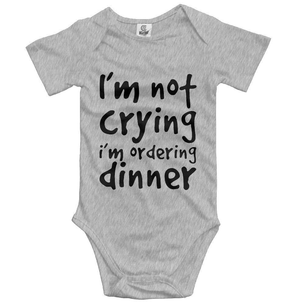 Crying for Hungry Unisex Baby Sleeveless Bodysuit Monicago Costumi per Beb/é,Body per bambino baby jumper,pajamas