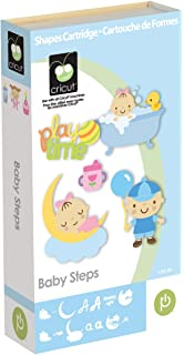 Cricut 2000595 Baby Steps Cartridge