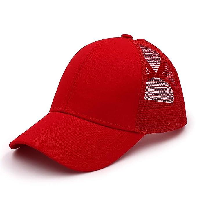 Sombrero de Malla Transpirable de Verano en Malla de Cola de ...