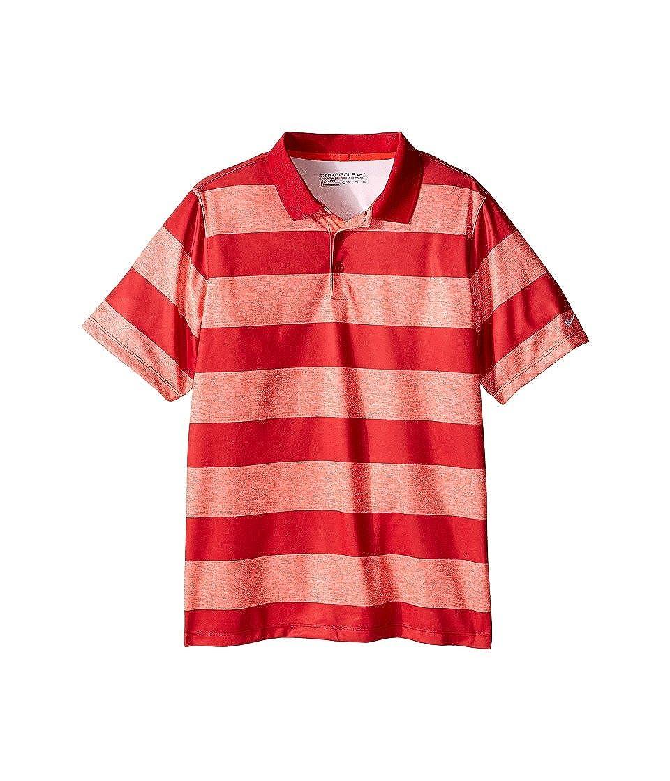 502be948 Amazon.com: Nike Kids Boys' Bold Stripe Polo (Little Big Kids ...
