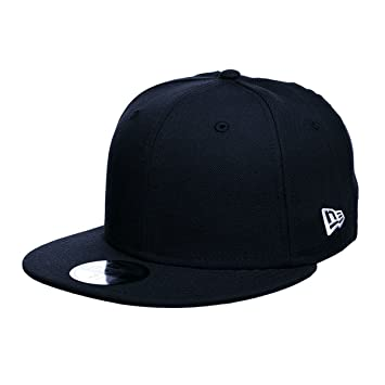 ec027ba2 New Era Blank 59Fifty Fitted Hat (Navy)