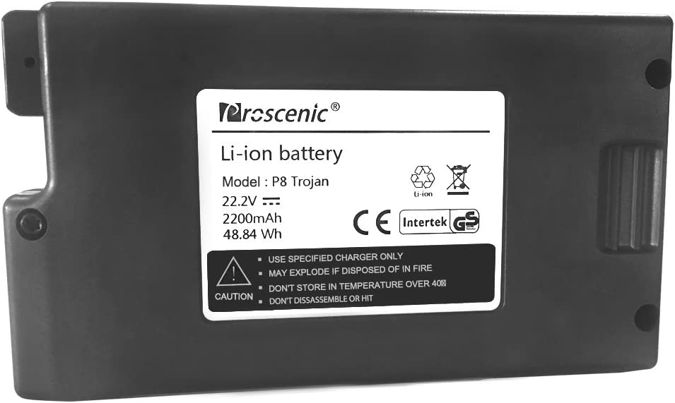 proscenic P8 Plus / P8 MAX Batería de Repuesto: Amazon.es: Hogar