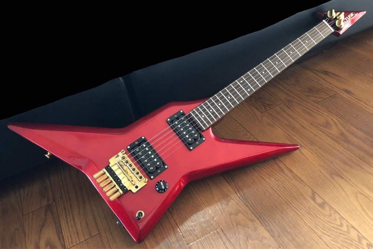Greco メタライズ Tusk gtx 変形 エレキギター グレコ ランダムスター ヴィンテージ   B07T54D89S