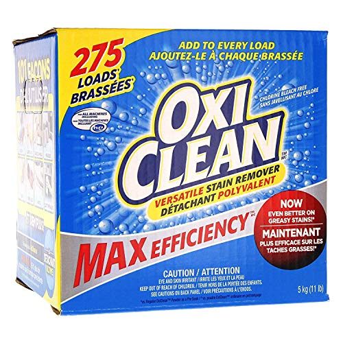 OxiClean Versatile Stain Remover with Max Efficiency (275 Loads)