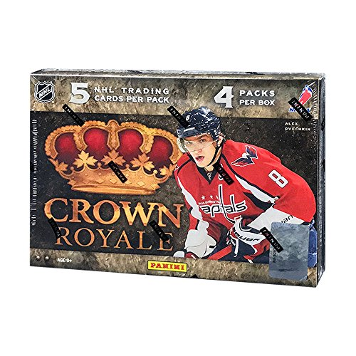 Hockey Hobby Pack - 2011-12 Panini Crown Royale Hockey Hobby Box