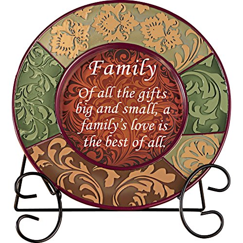Decorative Inspirational Plate Family