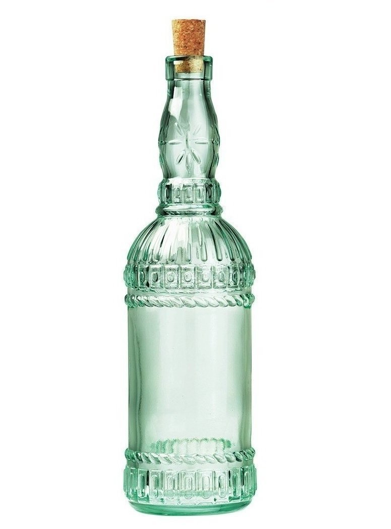 Country Home Assisi Glass Oil/Vinegar Bottle (71.4cl)