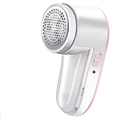 Buy Fabric Shaver Defuzzer, Rechargeable Lint Remover, Electric Sweater  Shaver with Replaceable Stainless Steel Blade Online in Indonesia.  B07WRC95S1