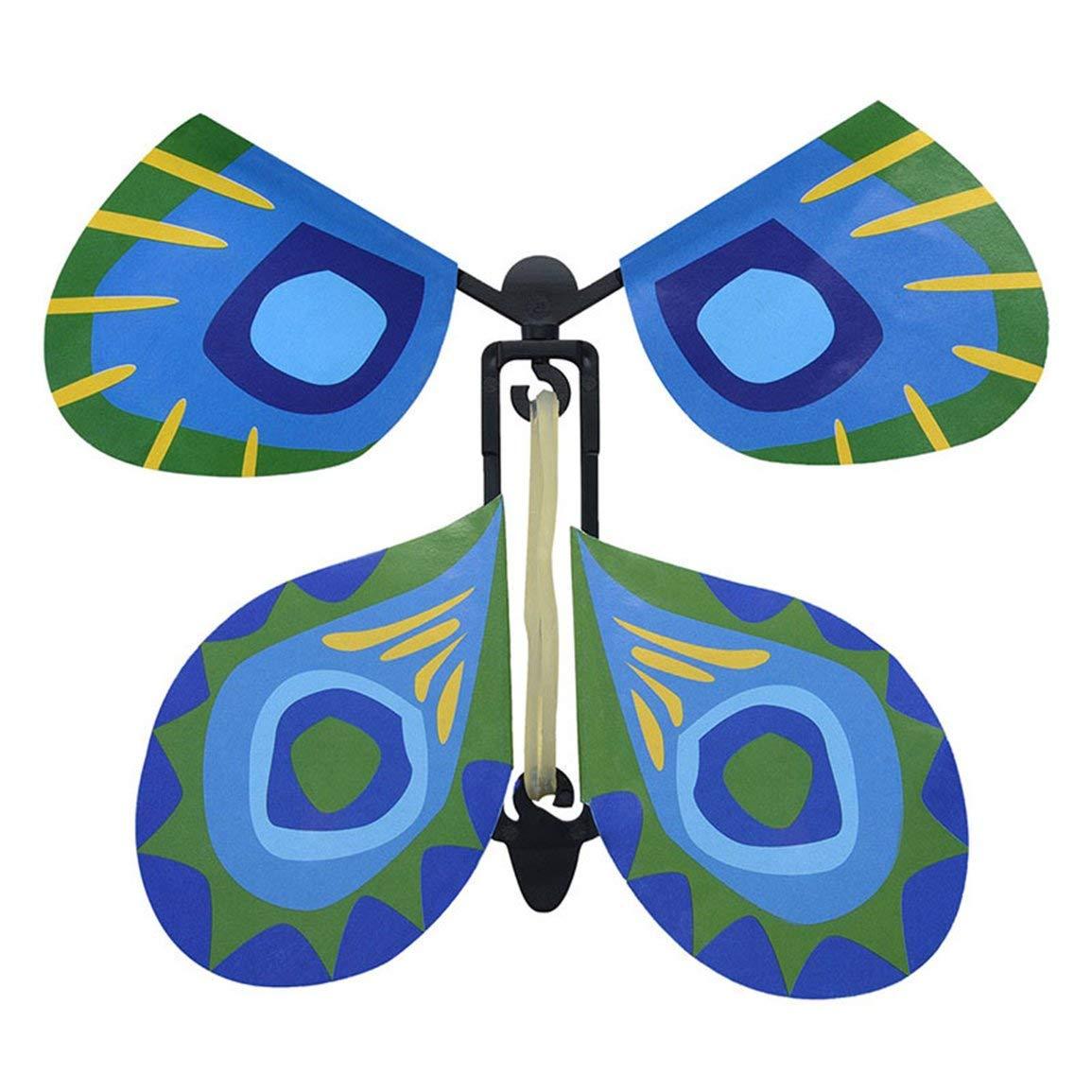 Fantasyworld Papillon Creative vol Roman Enfants des Accessoires de Magie Jouet pour Enfants Funny Games Gadgets Jouet /éducatif Couleur al/éatoire
