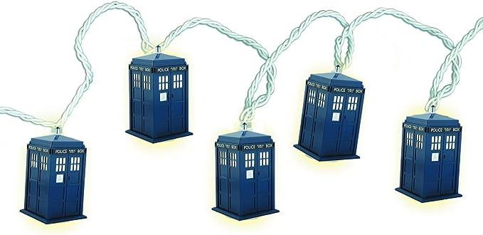 Rabbit Tanaka Doctor Who Tardis String Lights Toys Games Amazon Com
