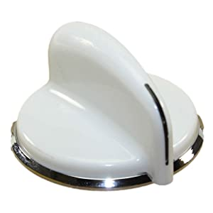 Supplying Demand WH01X10460 Washer Dryer Knob Replaces WE01X20378, WE01X20432