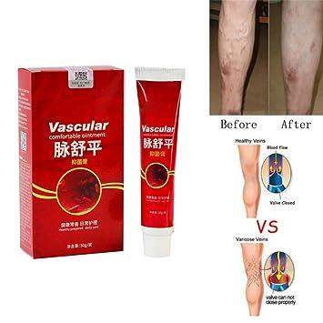 2 Pack Varicose Veins Relief Cream, Phlebitis Angiitis Inflammation Blood  Veins Vasculitis Treatment