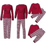 5e2648e4d9c9 Felicy Family Matching Pajamas Set Women Men Kids Baby T Shirt Tops ...