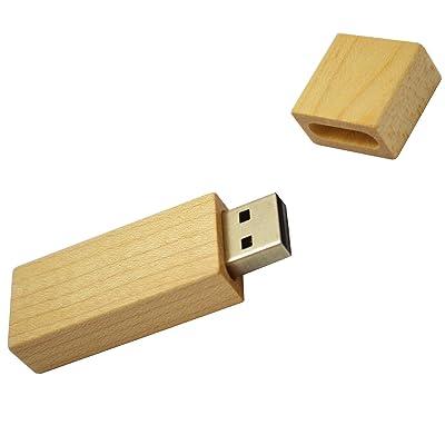 Estilo de madera USB 2.016gb Flash unidad de almacenamiento Memory Stick,