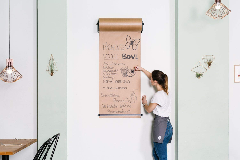 CozyHome Studio Roller - Elegante soporte de papel de pared ...