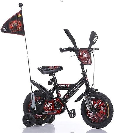 WWWNYY Bicicleta Infantil para Pedales, Bicicleta niño 2-3-4-6-7-8-9-10 años niña Neutral Estudiante,1,16: Amazon.es: Hogar