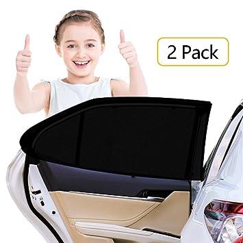 Hweggo Autofenster Sonnenschutz Heckscheibe Sonnenschutz Auto Baby
