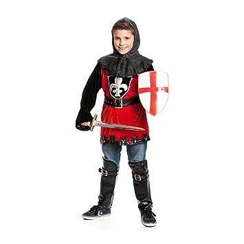 Kostumplanet Ritter Kostum Kinder Stiefelstulpen Grosse 152 Farbe