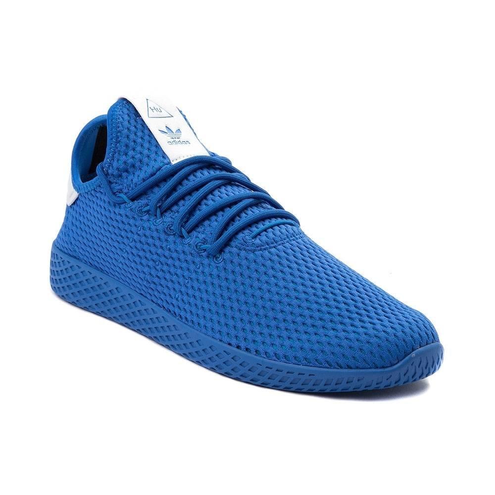 (アディダス) adidas Pharrell 靴シューズ 9.5 メンズスニーカー Mens Mens adidas Pharrell Williams Tennis HU Athletic Shoe Blue Monochrome ブルー モノクローム US 9.5 (27.5cm) B075P3KVHR, Annan:7d973911 --- cgt-tbc.fr