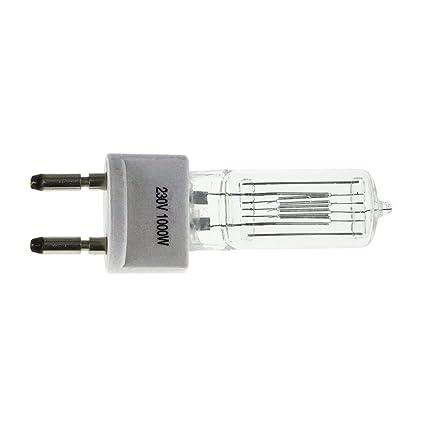 Ampoule 1000w Pour Fresnel Tungsten Video Eclairage Continu Pro