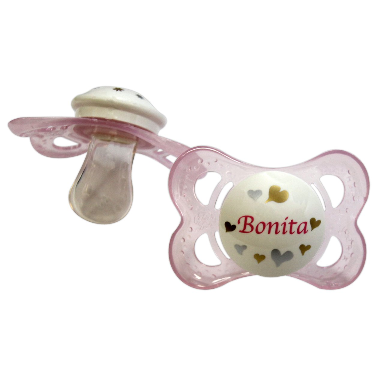 Amazon.com : Sassy 5010 Mam Love & Affection 2 Orthodontic Pacifiers ...
