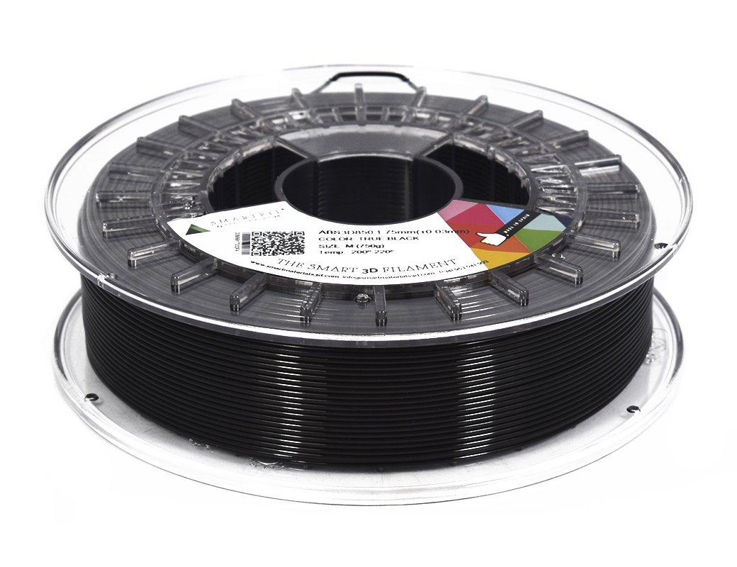 Noir PLA 1.75 mm SmartFil filament 3D filament PLA Noir 0.75kg