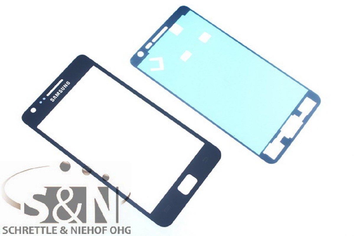 Other Cell Phones & Accs Original Samsung Galaxy S2 Gt-i9100 Kamera Linse Glas Abdeckung Rahmen Schwarz