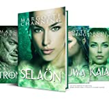 LOS SERES MÁGICOS DE CHANNING: SELAÖN, ERUWA, KAIA y TRONCH en un pack especial