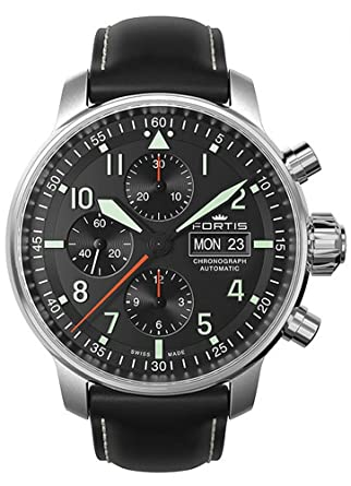 amazon fortis aviatis flieger professional chronograph 705 21 11