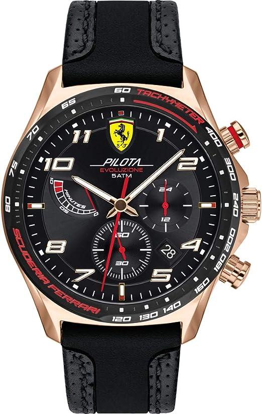 Scuderia Ferrari Watch 830719 Amazon De Uhren